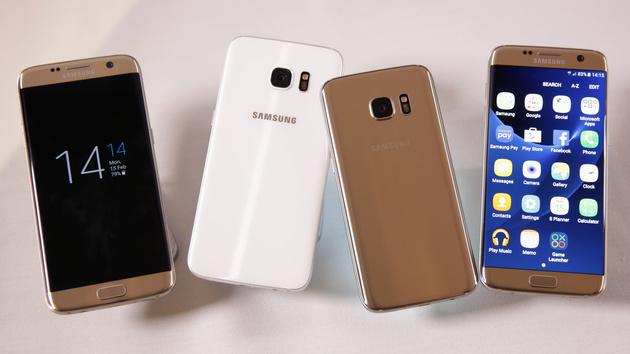 Neu in der Redaktion: Samsung Galaxy S7 und S7 edge zum Test eingetroffen