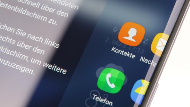 Galaxy S7 edge im Test: Ein großes Smartphone mit großartigen Laufzeiten