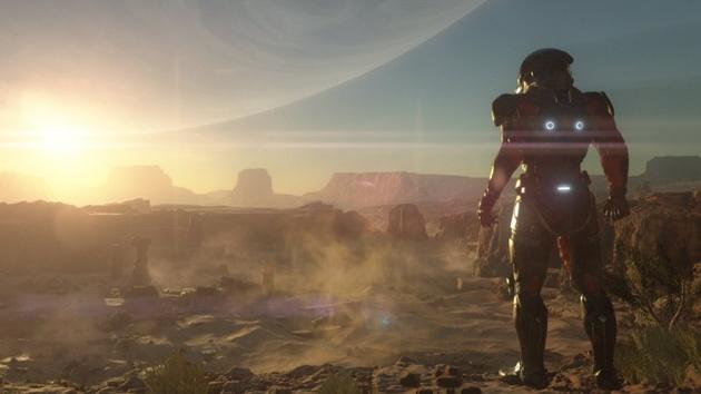 Veröffentlichungstermin: EAs Mass Effect: Andromeda erscheint erst 2017