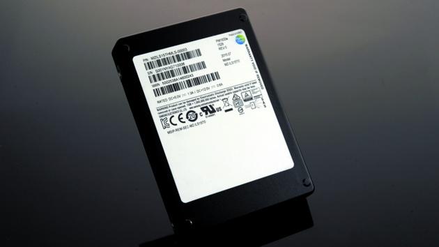 PM1633a: Mit 15,36 TByte liefert Samsung die größte SSD aus