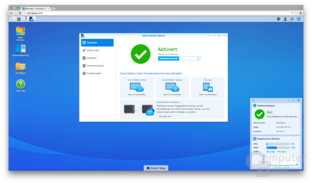 Synology DSM 6.0: Cloud Station Server
