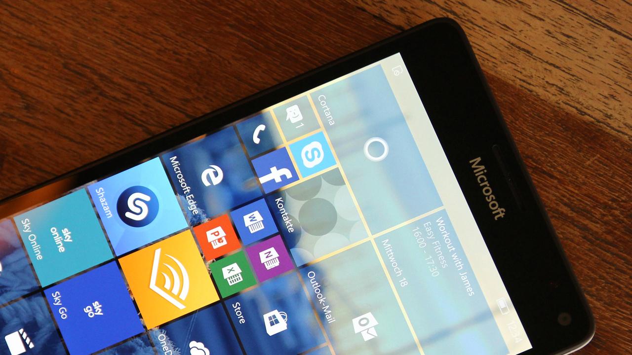 Windows 10 Mobile: Ab sofort automatische Firmware-Updates für Insider