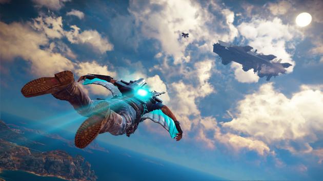 Just Cause 3: DirectX 12 bestätigt, DLC Sky Fortress ab 8. März