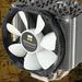 Thermalright Macho 120 SBM: 120-mm-Lüfter und flacher Kühler im neuen Macho