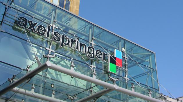 Leistungsschutzrecht: Axel Springer will Kampf gegen Google fortsetzen