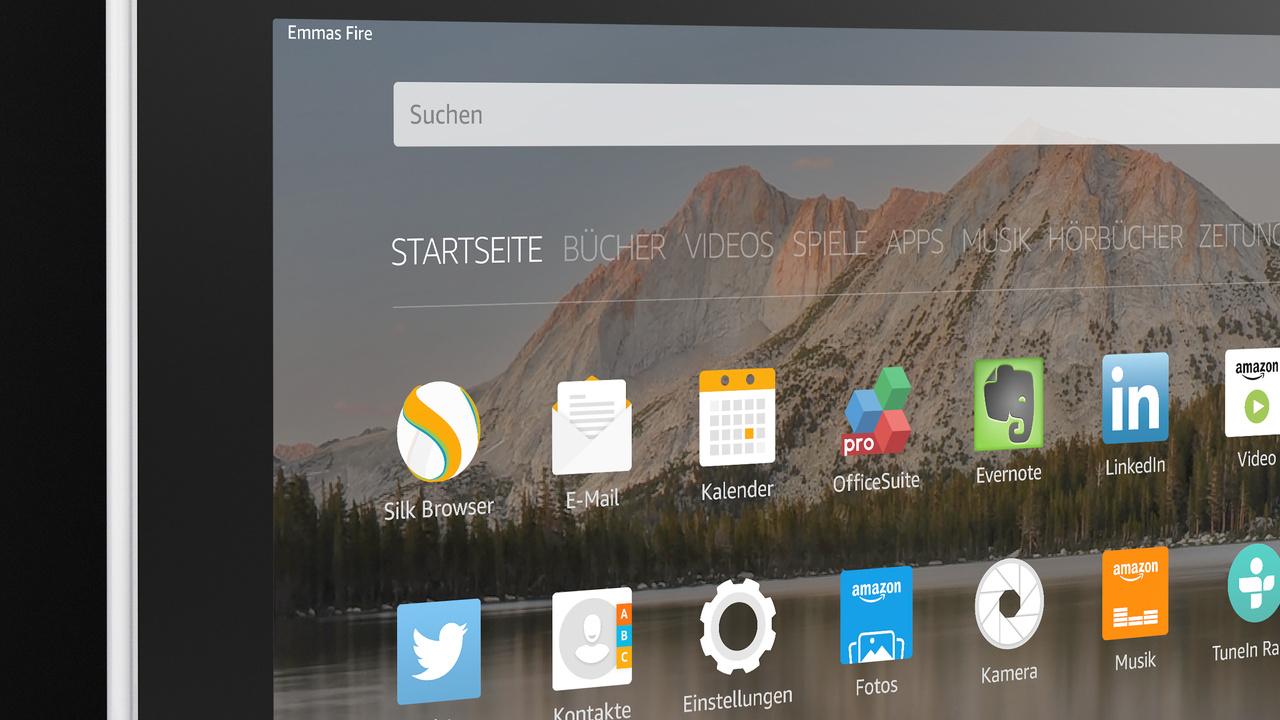 Amazon: Verschlüsselungsfunktion aus Fire OS 5 entfernt