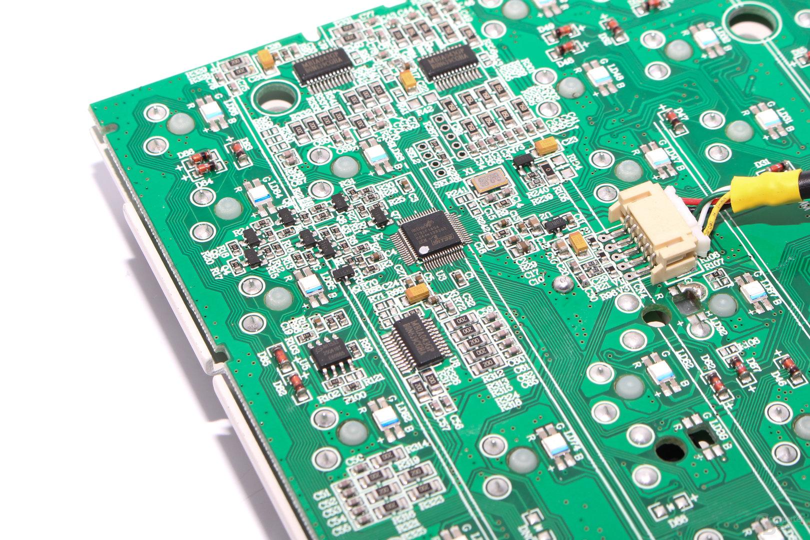 ARM Controller (Holtek HT32F1654)