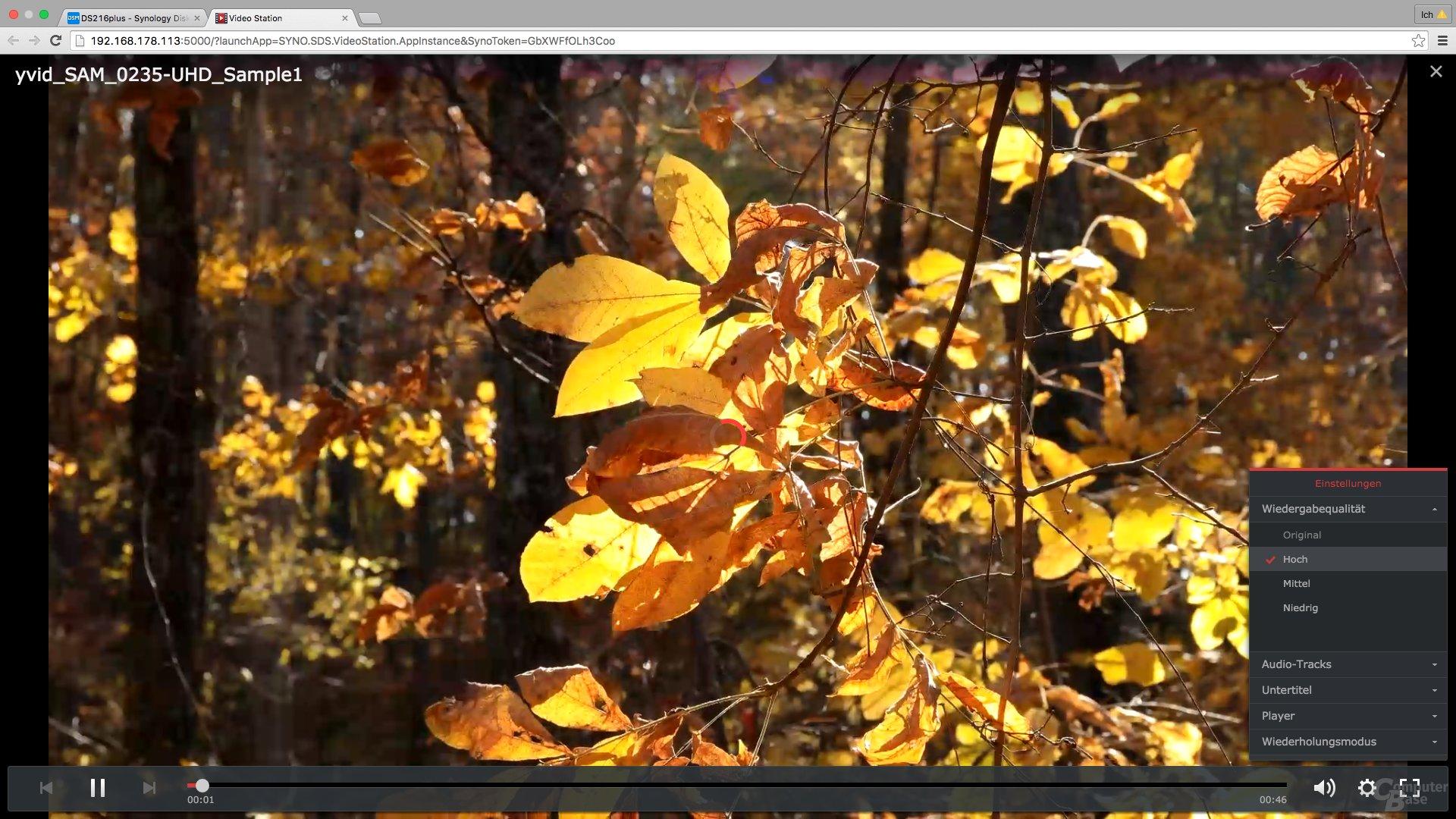Synology DSM 6.0: Video Station
