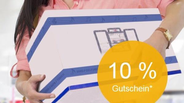 Click & Collect: 10 Prozent Rabatt auf Elektronikprodukte bei eBay