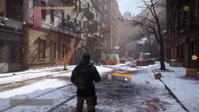 The Division – Ultra-Preset