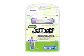 Transced Wireless JetFlash
