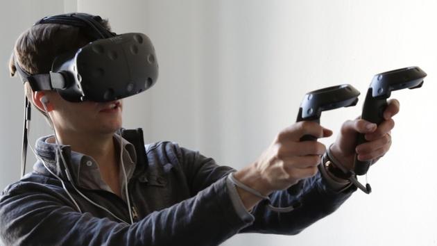 Community: Drei Leser können die HTC Vive ausprobieren