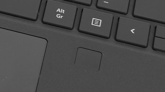 Type Cover Fingerprint ID im Test: Surface Pro 3 & 4 schnell mit dem Finger entsperren