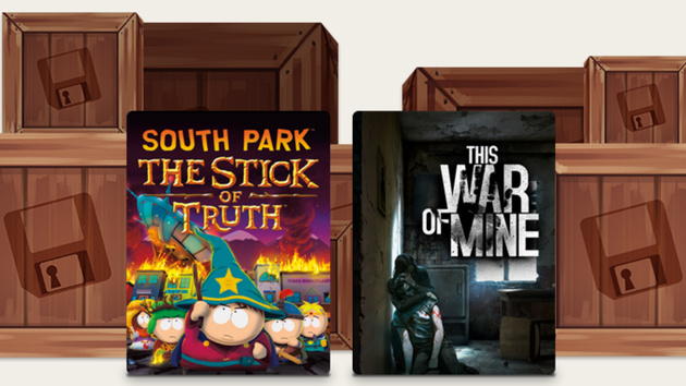 Humble Monthly: South Park: The Stick of Truth und This War of Mine