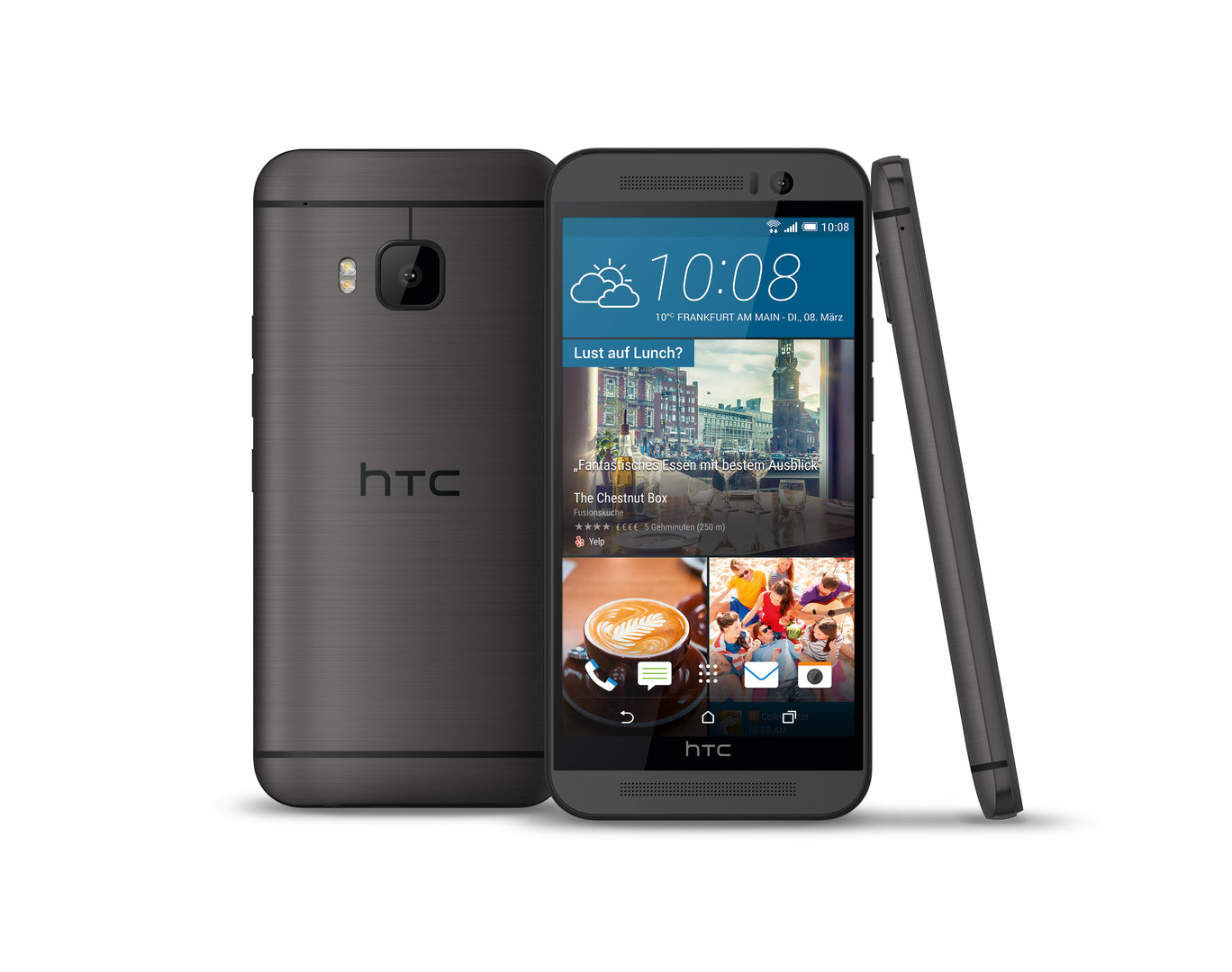 HTC One M9 Prime Camera Edition – Gunmetal Grey