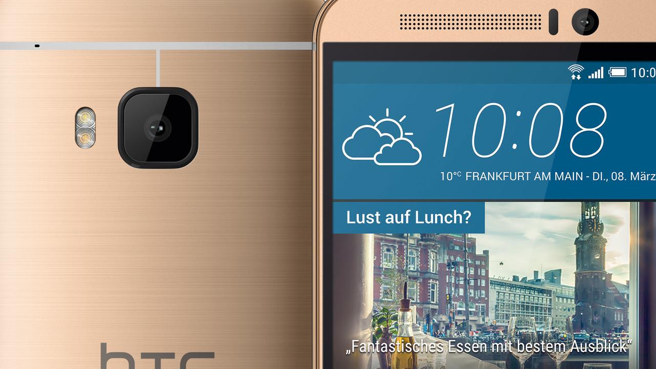 Prime Camera Edition: HTC legt das One M9 mit OIS und Helio X10 neu auf
