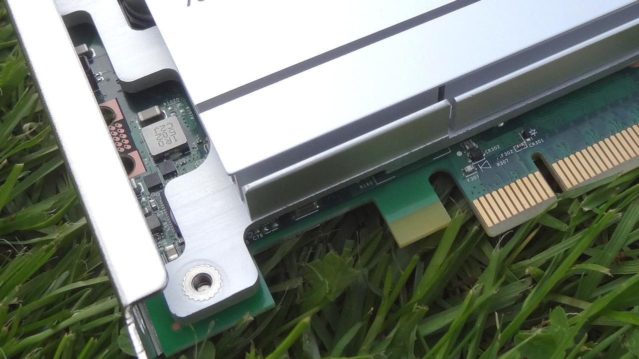 Open Compute Project: Seagates PCIe-x16-SSD überträgt Daten mit 10 GByte/s
