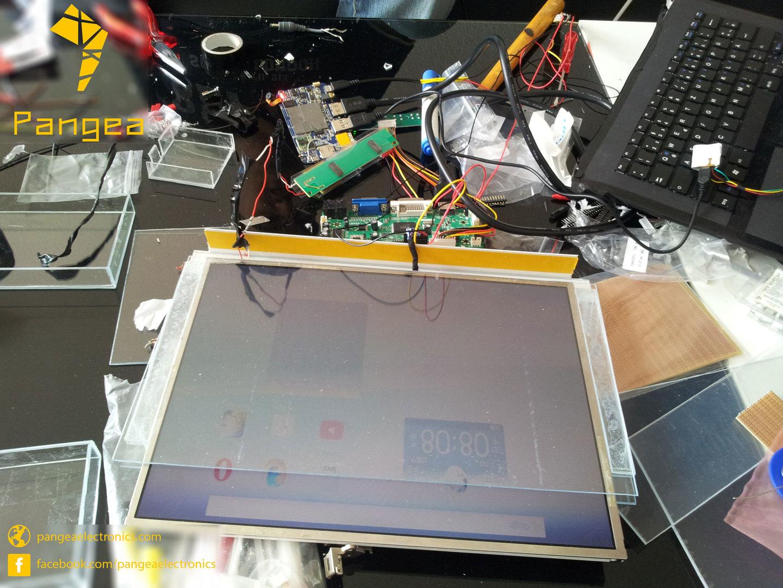 Pangea Sun Wie Bei Lego Alle Mglichkeiten Ausnutzen Computerbase Usbpc Cable Diagram Erste Acrylglas Gehuse Testaufbau