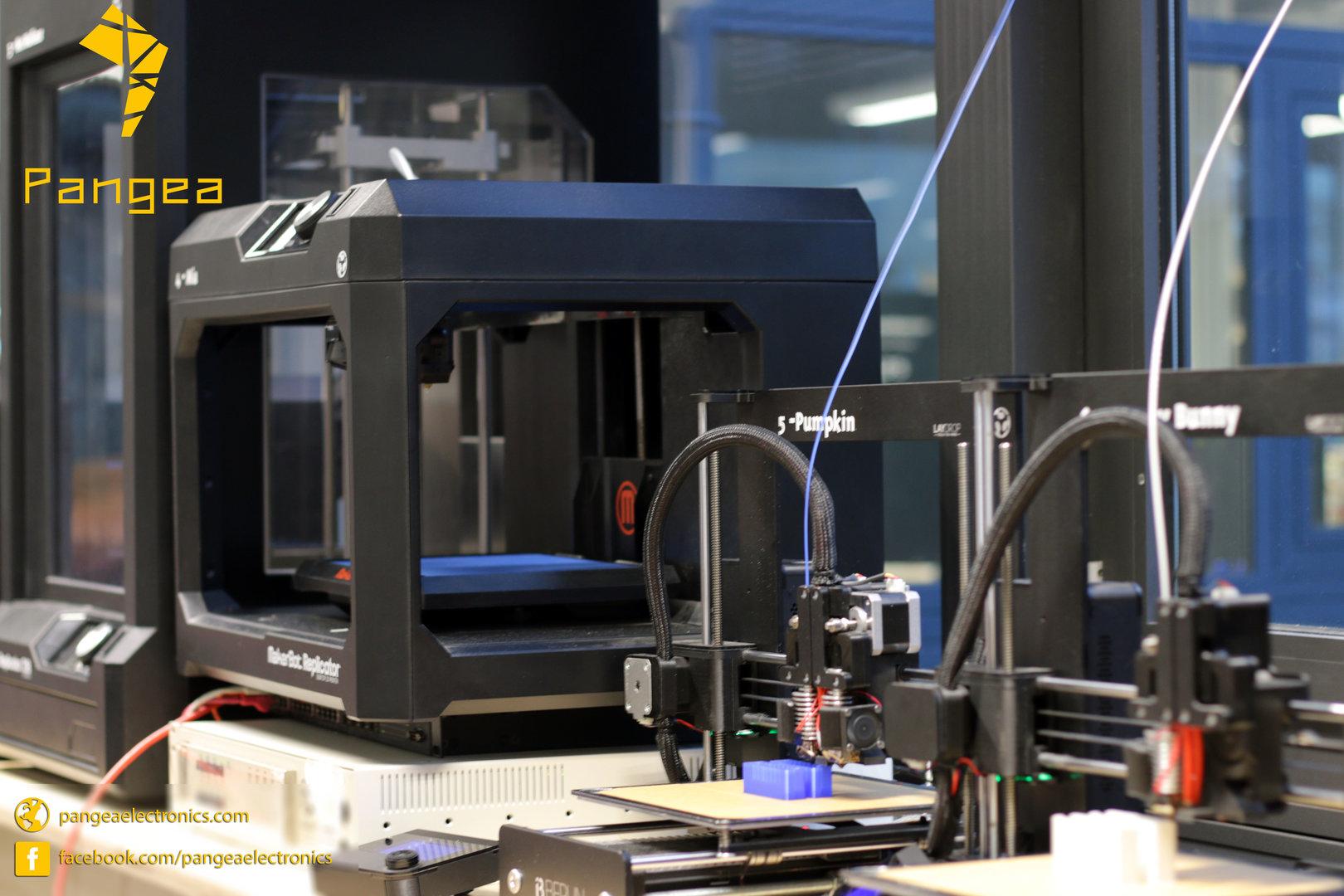 3D-Drucker im Fablab