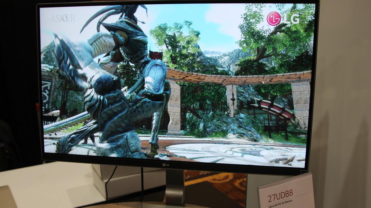 Monitore: Dreimal Ultra HD, IPS und FreeSync auf 27 Zoll von LG
