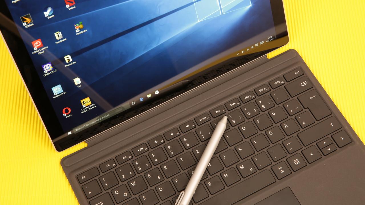 IDC-Studie: Tablet-Notebook-Hybriden auf dem Vormarsch
