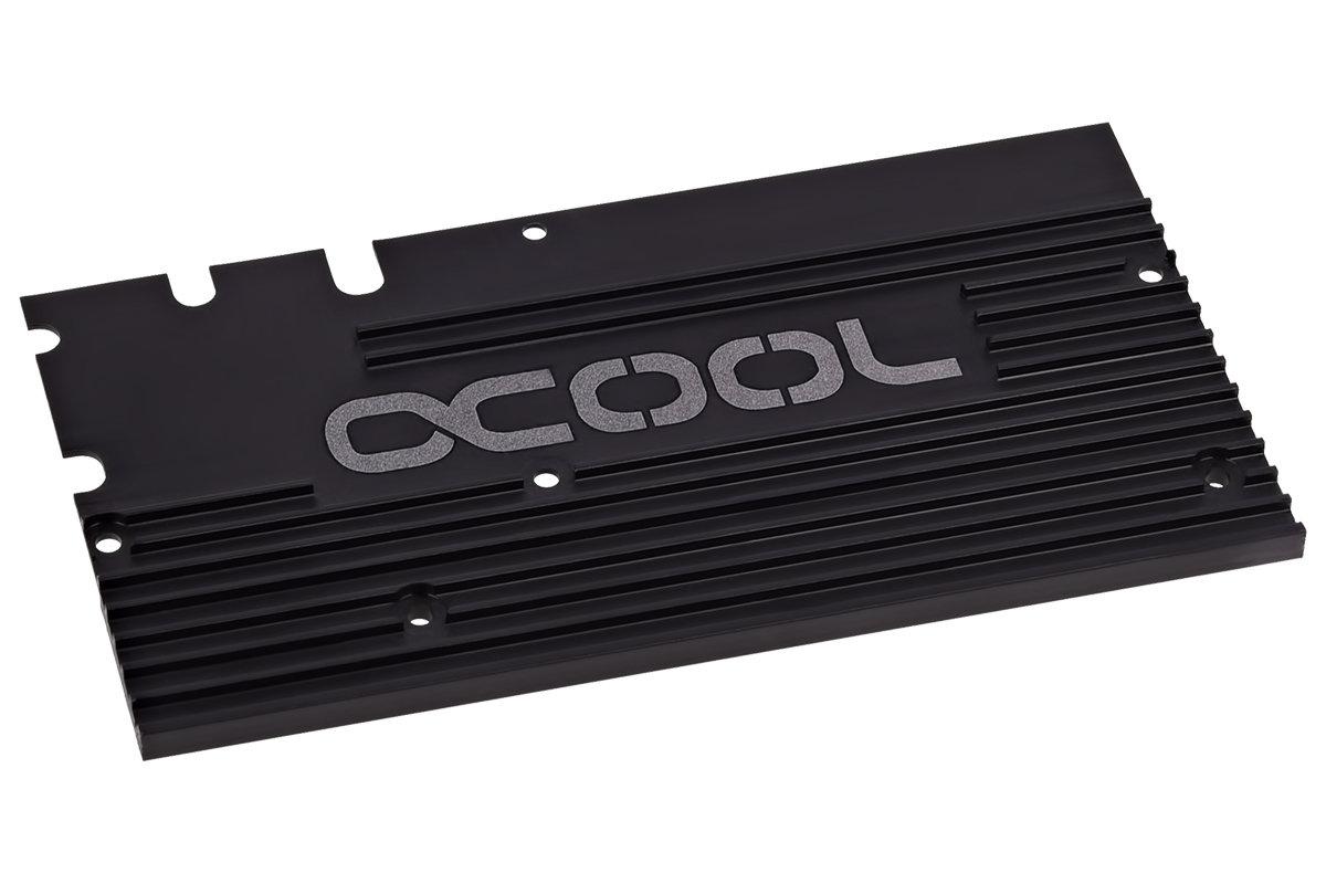 Alphacool NexXxos GPX Intel SSD 750 Series – Backplate