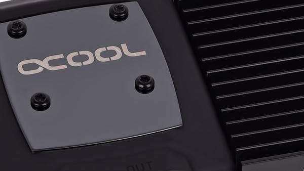 NexXxos GPX Intel SSD 750: Großer Wasserkühler für brachiale PCIe-SSD