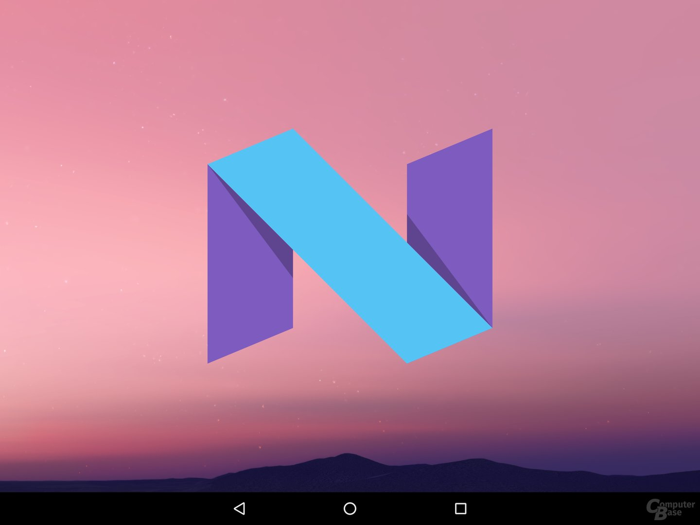 Android N – Logo