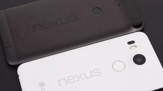 Nexus 5X & Nexus 6P: Google verteilt Sonder-Updates für mehr Leistung