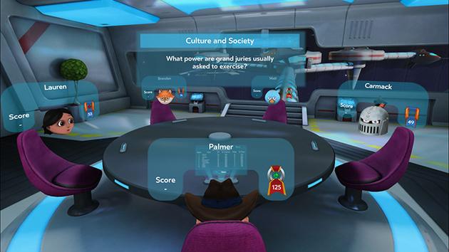 Oculus Social Features: Ein erster Ausblick auf Facebook in VR