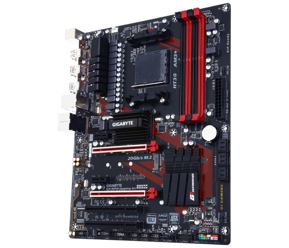Gigabyte 990X-Gaming SLI