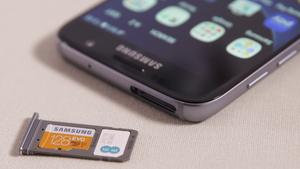 Galaxy S7: Aktivierung des Adoptable Storage ausprobiert