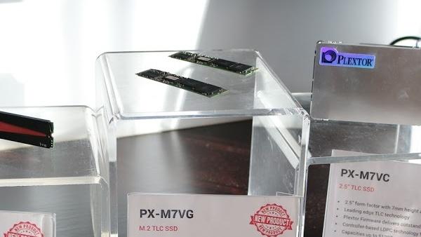 Plextor M7V SSD: Marvell 88SS1074, haltbarer TLC-NAND und PlexNitro