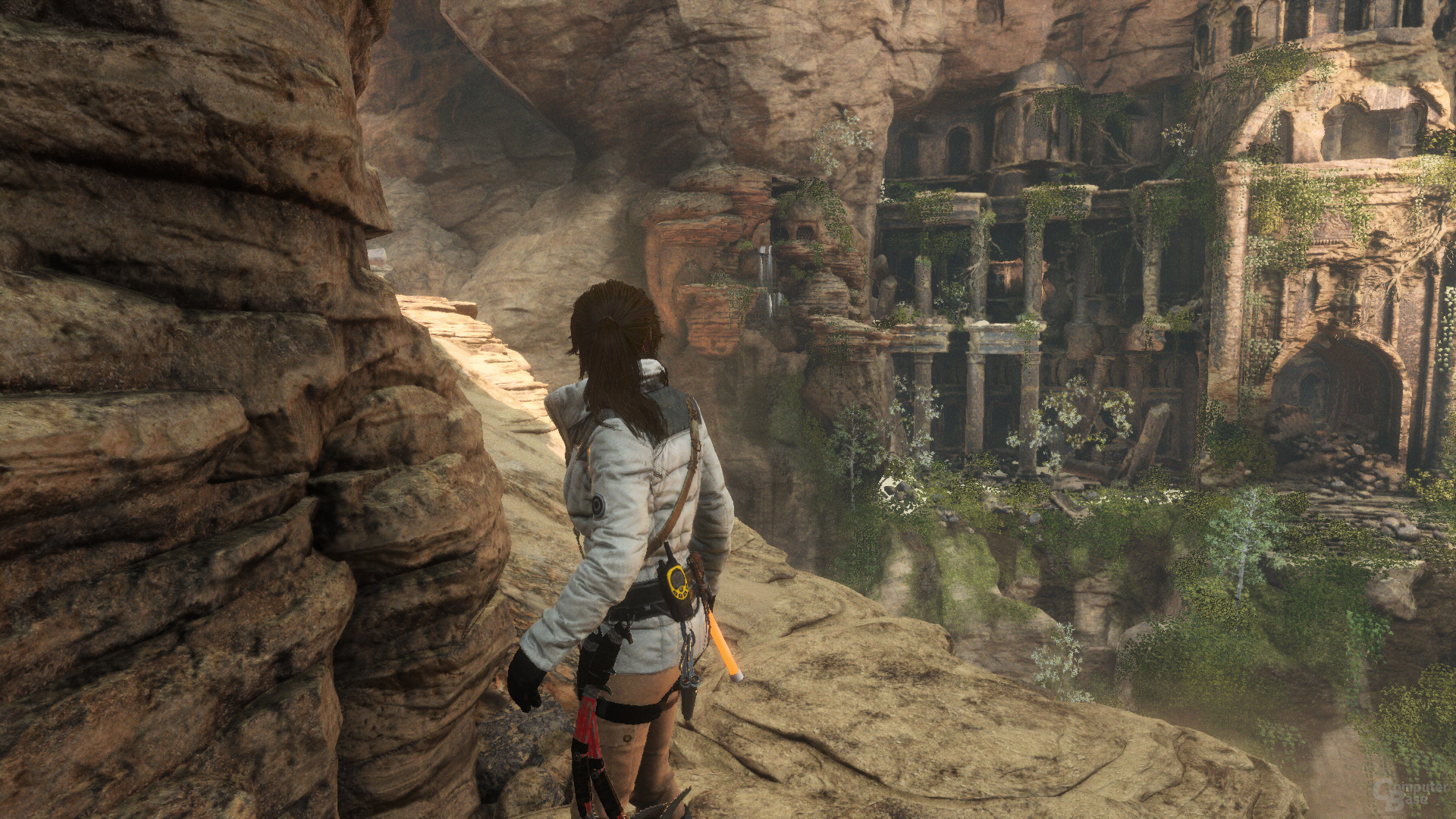 Rise of the Tomb Raider – HBAO+