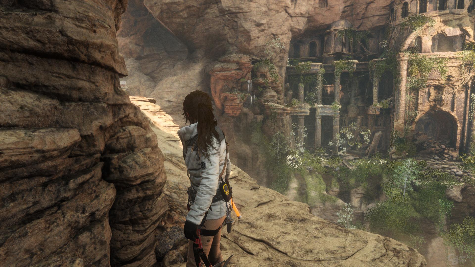 Rise of the Tomb Raider – VXAO