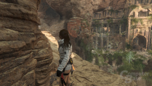 Rise of the Tomb Raider – AO aus