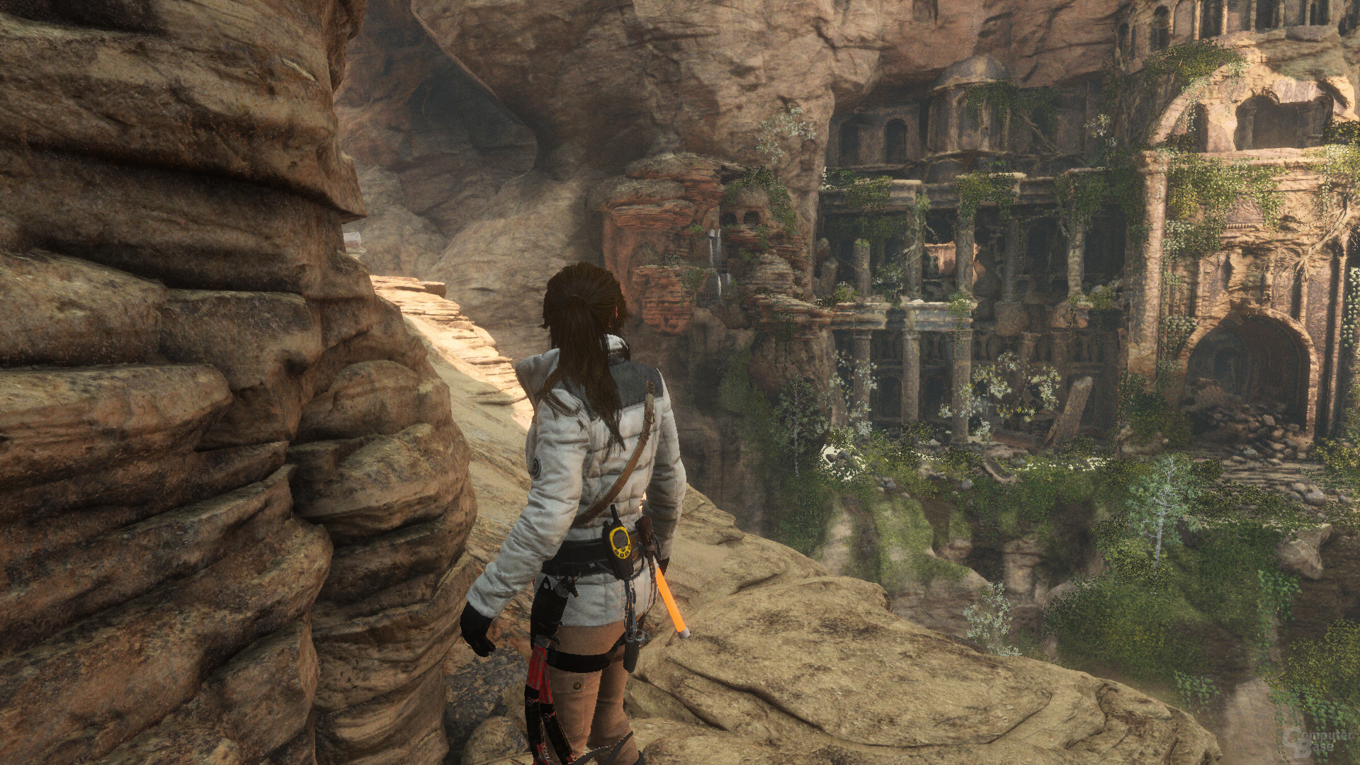 Rise of the Tomb Raider – AO ein