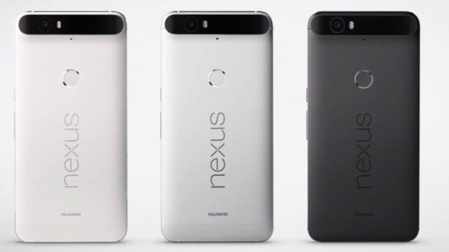 Preisnachlass: Google Nexus 5X und 6P im Play Store günstiger