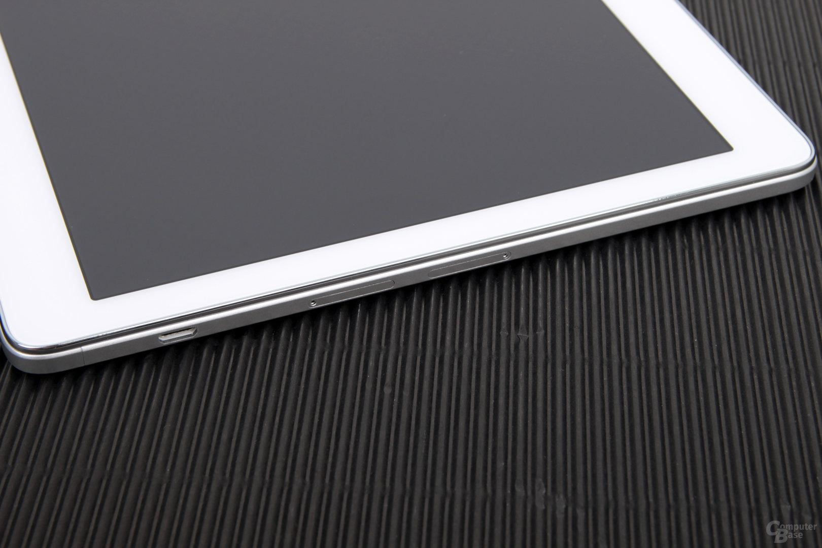 Huawei MediaPad M2 10.0 – Je nach Ausführung auch mit LTE