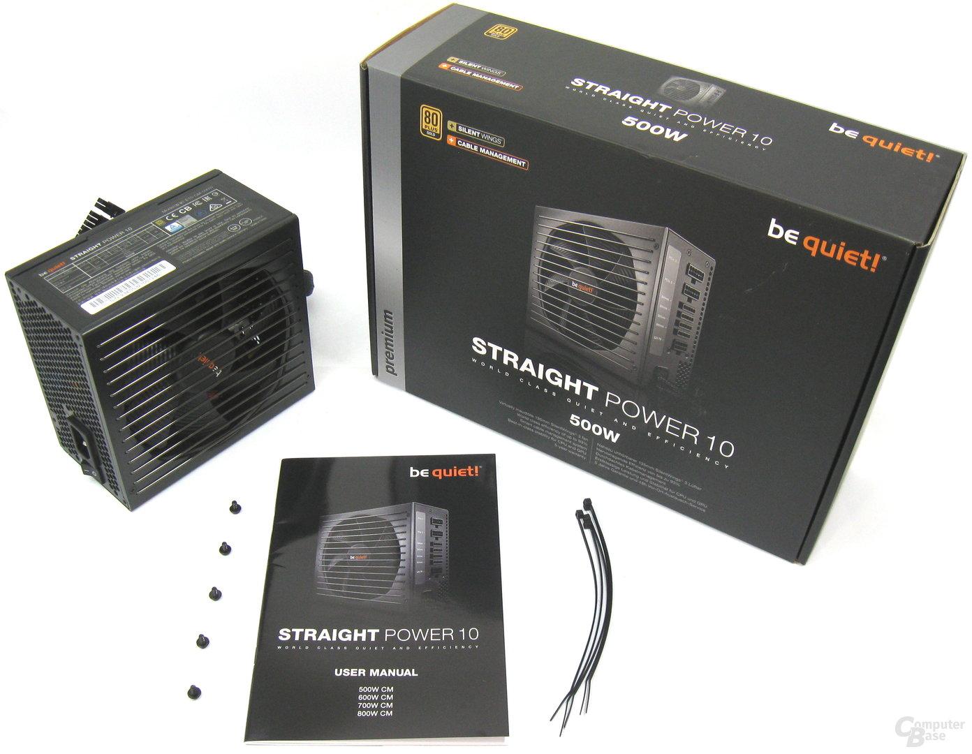 be quiet! Straight Power E10 500W CM
