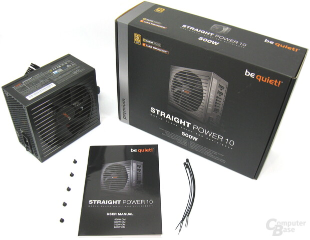 be quiet! Straight Power E10 500W CM