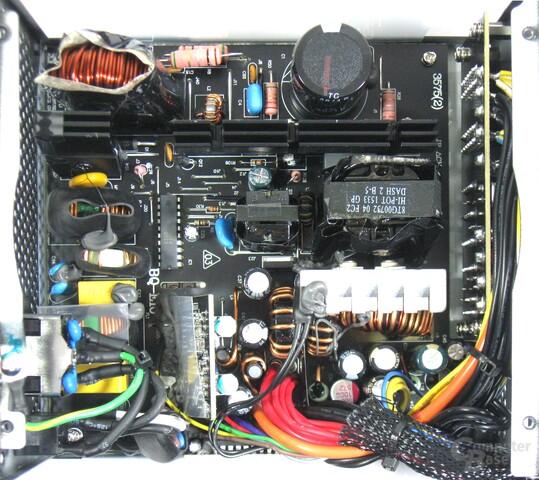be quiet! Straight Power E10 500W CM – Technik