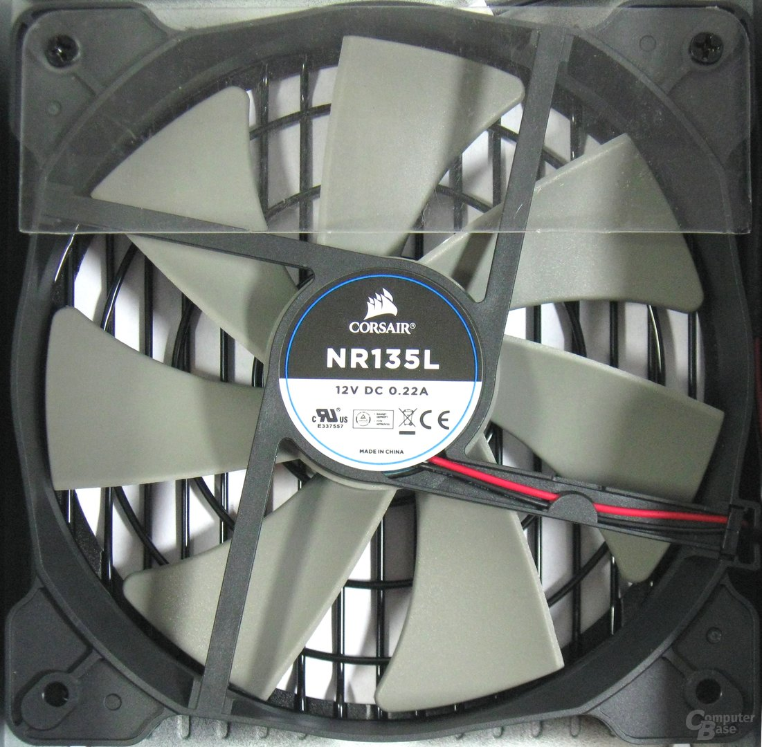 Corsair RM550x – Lüfter