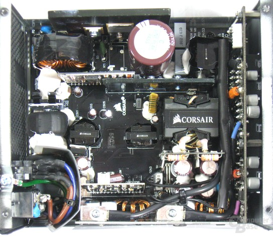 Corsair RM550x – Technik