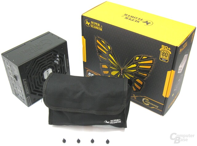 Super Flower Leadex Gold 550W
