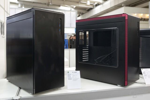 Lian Li  PC-J60 in verschiedenen Ausführungen