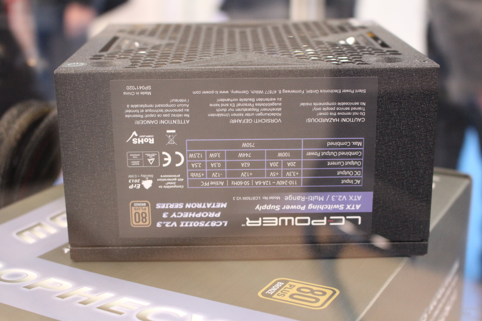 LC-Power Prophecy 3 Metatron Gaming