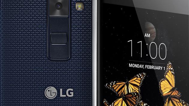 LG: K8 und K5 erweitern unteres Smartphone-Segment