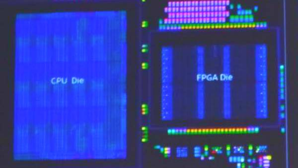 Intel-Prozessor: 15-Kern-Broadwell-Xeon trifft Altera-FPGA auf einem MCP
