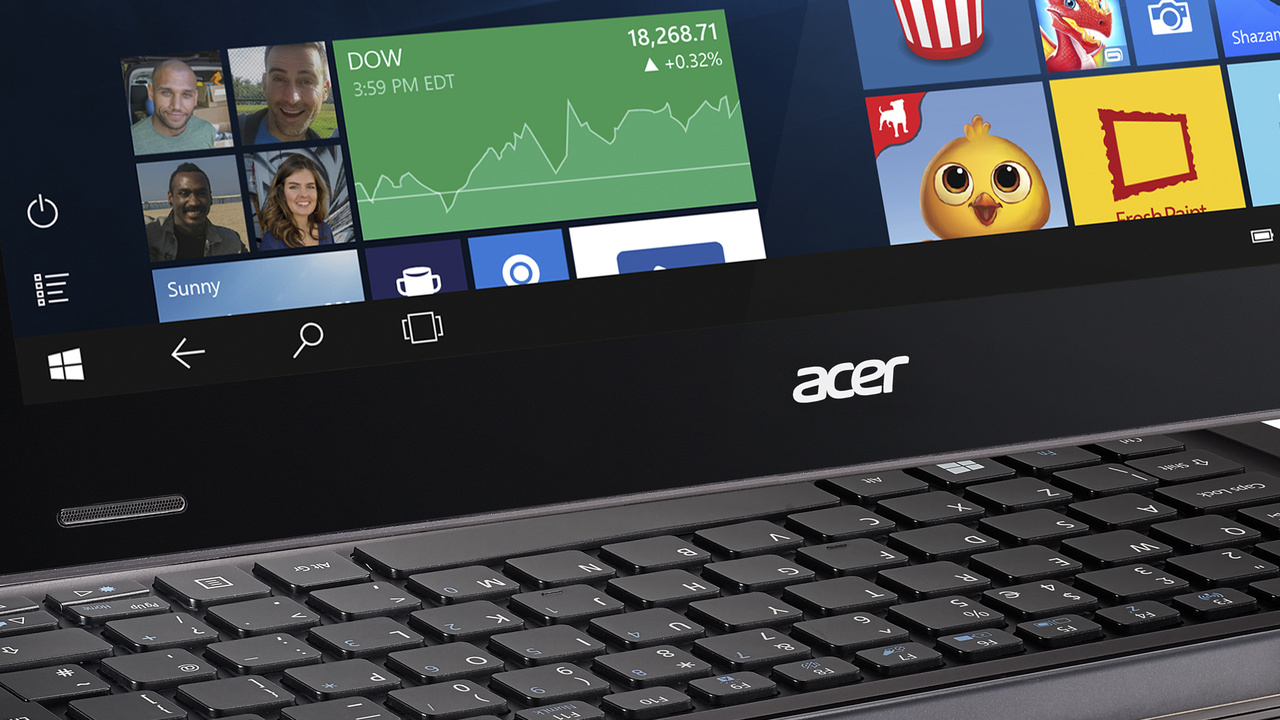 Termin: Acer Aspire Switch 12 S ab April auch mit Windows 10 Pro